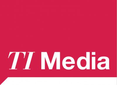 TI Media Logo